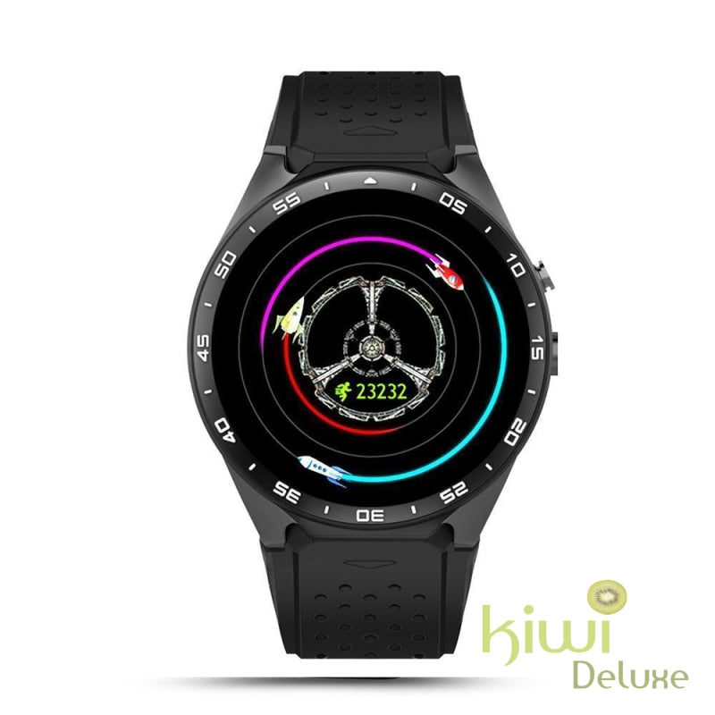 Best Rated Myk 2018 Smart Fit Gps Watch For Android And Iphone