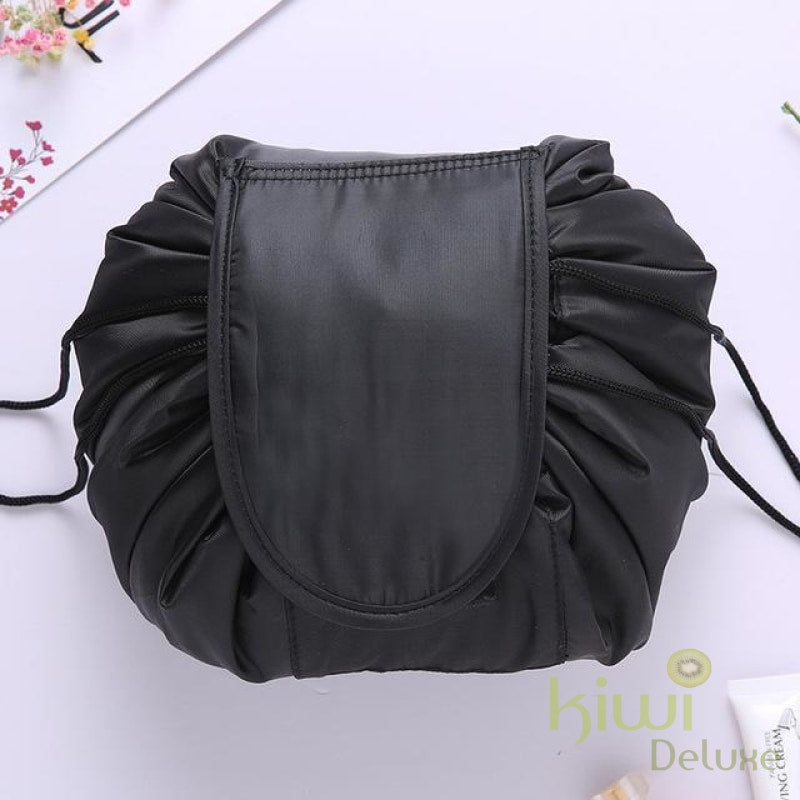 Deluxe Cosmetic Bag Black / 1 Bag 50% Off Beauty