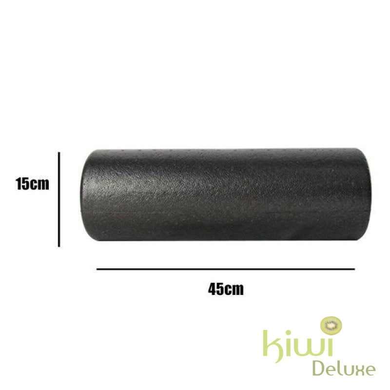 Fitness Foam Roller Black