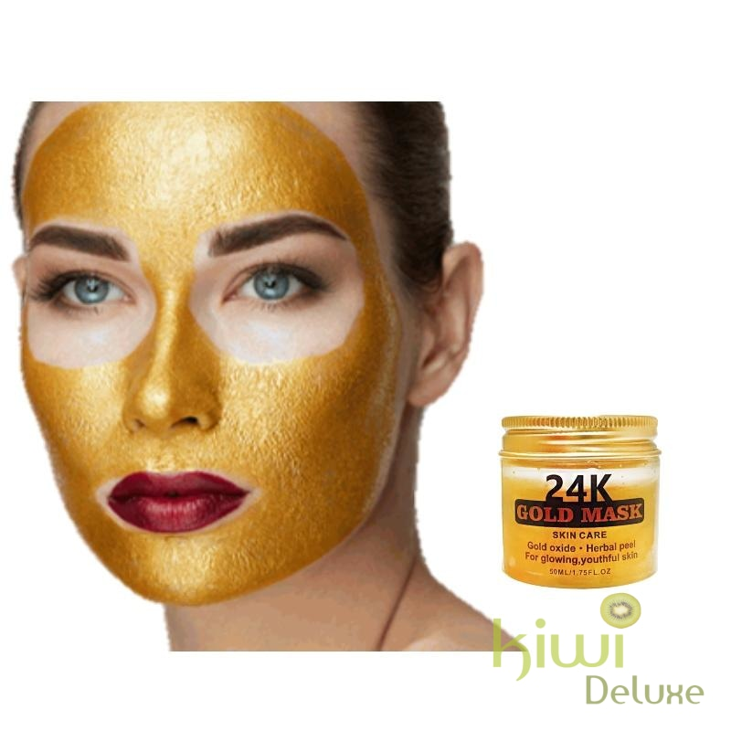 Gold Facial Mask With Collagen