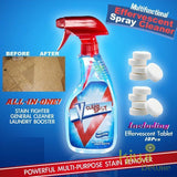 Multifunctional Effervescent Spray Cleaner 10 Pc No Bottle