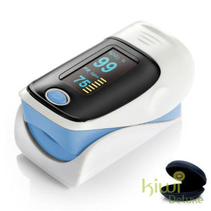 Pulse Oximeter Ce/iso Approved - (Awareness Campaign) Blue / 1 Piece (Save 50%)