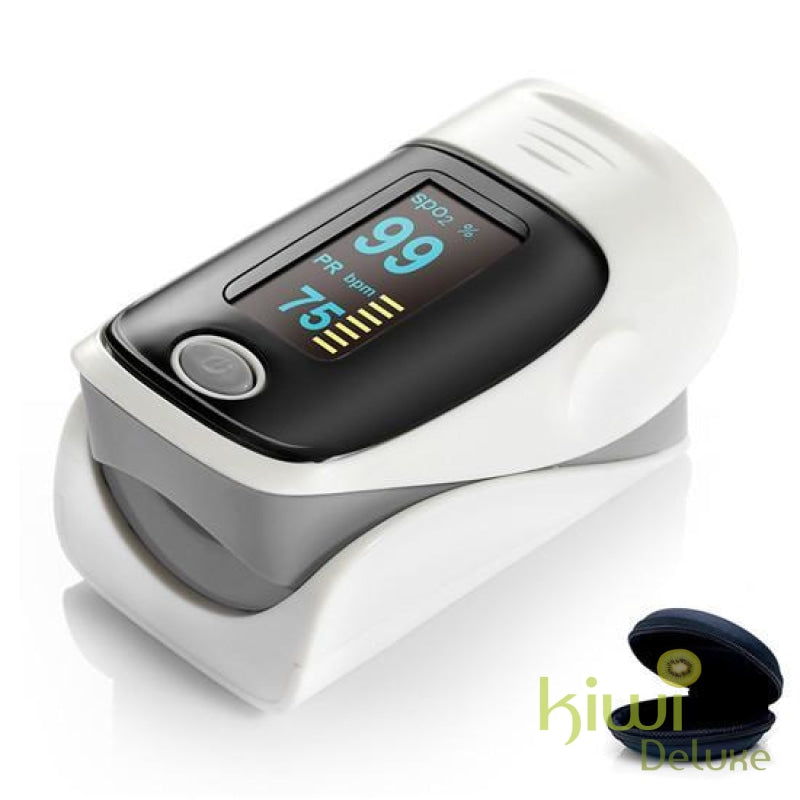 Pulse Oximeter Ce/iso Approved - (Awareness Campaign) Gray / 1 Piece (Save 50%)