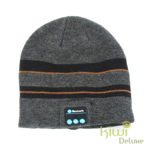 Unisex Wireless Bluetooth Beanie Hat Bh