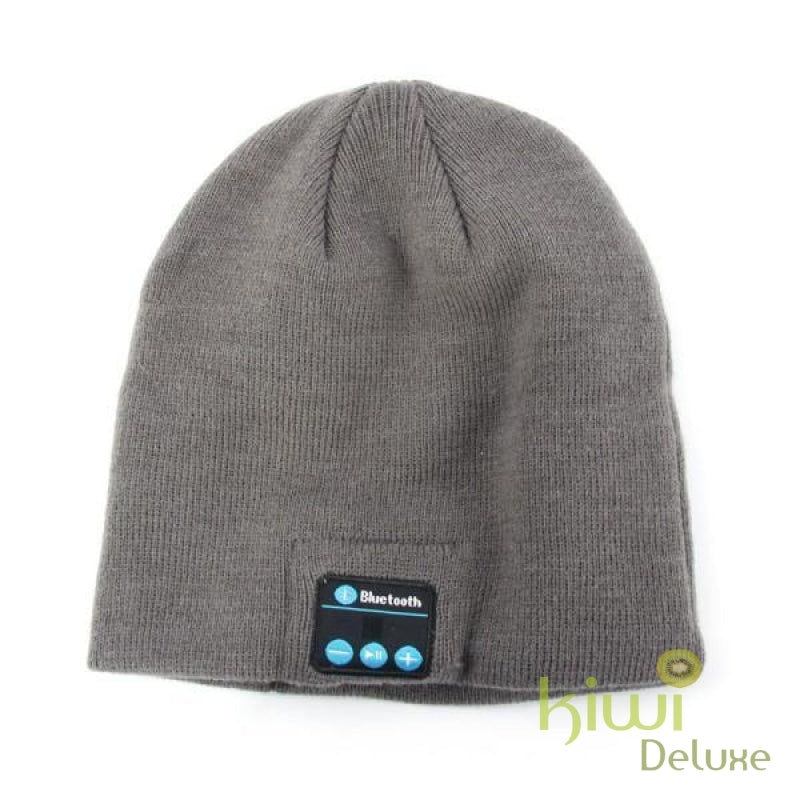Unisex Wireless Bluetooth Beanie Hat H