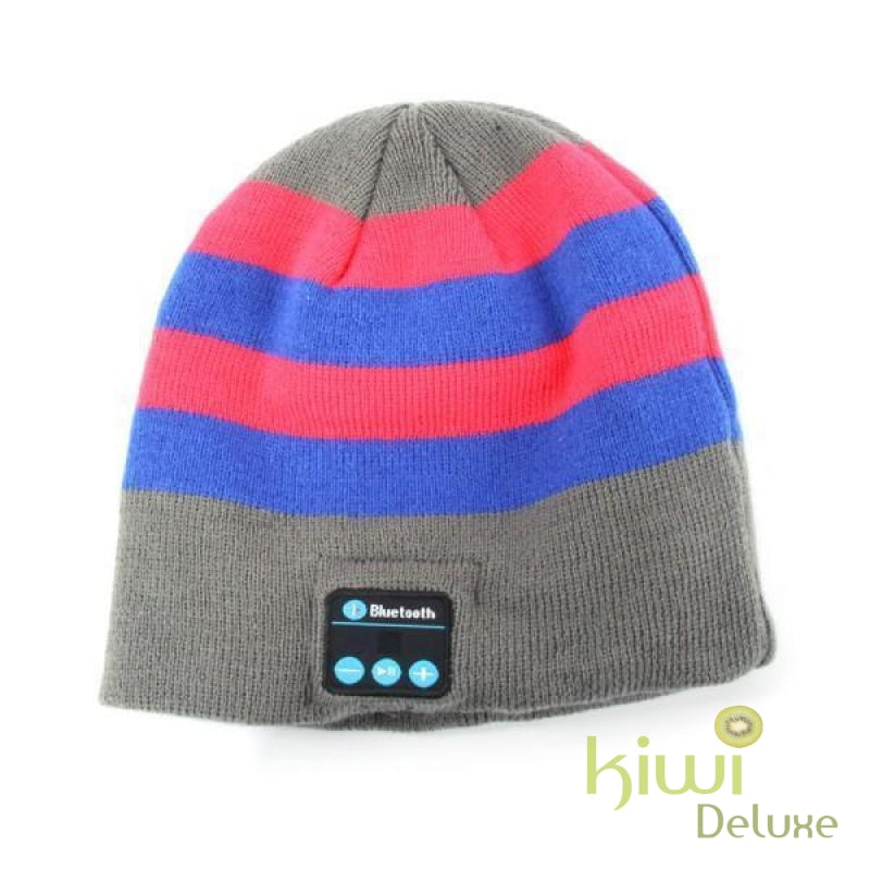 Unisex Wireless Bluetooth Beanie Hat Lh
