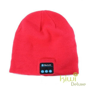 Unisex Wireless Bluetooth Beanie Hat P