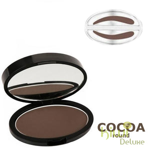 Waterproof Eyebrow Stamp Cocoa / Round