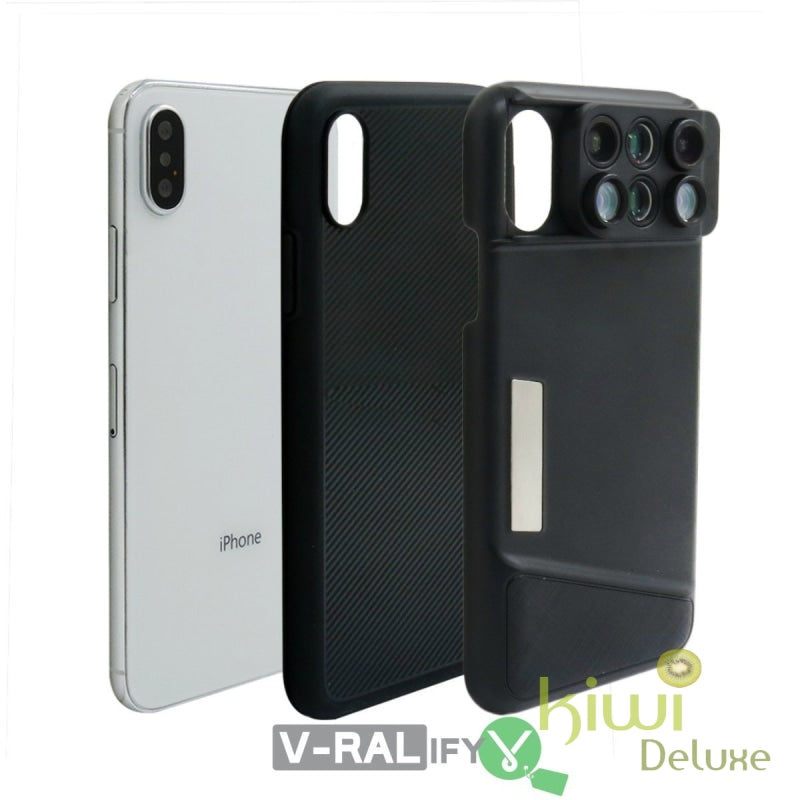 X6Lenscase For Iphone X