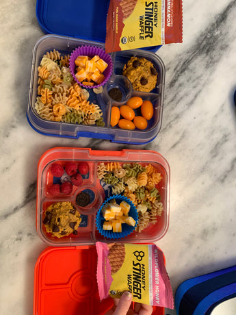 MAKE LUNCH AND SNACK PREP A FAMILY AFFAIR