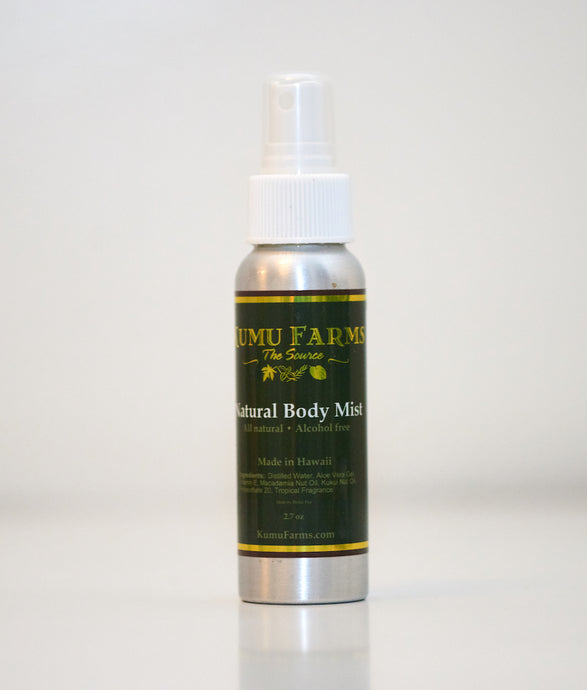 Refreshing Body Mist - KFs
