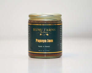 Sunrise Papaya Jam