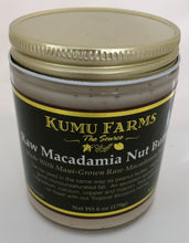 Load image into Gallery viewer, Raw Macadamia Nut Butter