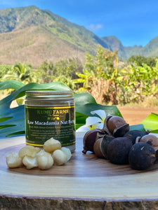 Raw Macadamia Nut Butter
