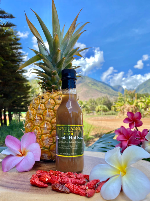 Pineapple Hot Sauce - KFarms