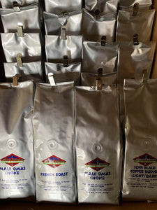Maui Oma Coffee - KFarms
