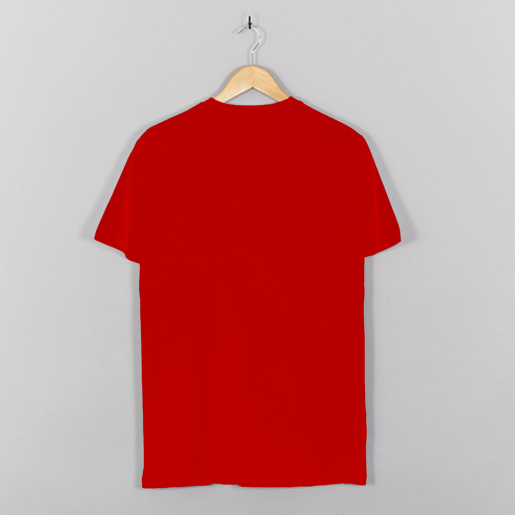 AM27 SIGNATURE GRAPHIC TEE - RED
