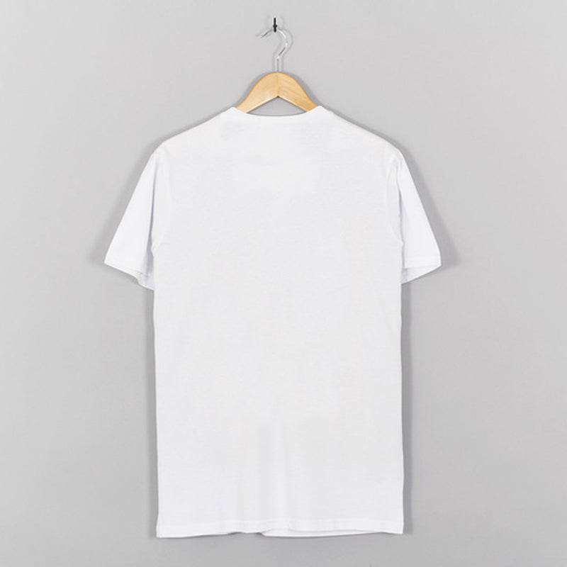 AM27 SIGNATURE GRAPHIC TEE - WHITE