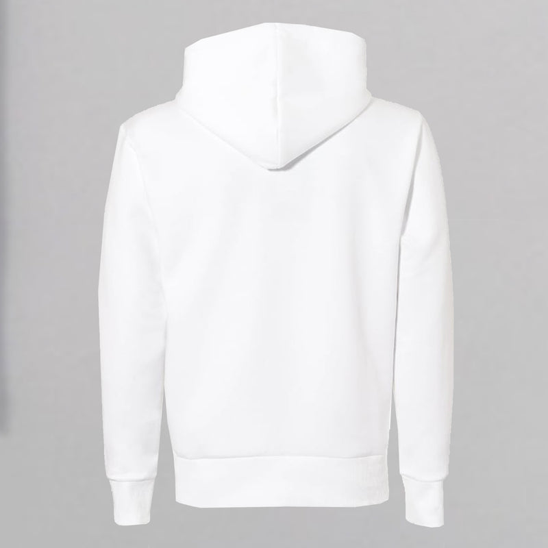 AM27 SIGNATURE GRAPHIC HOODY - WHITE