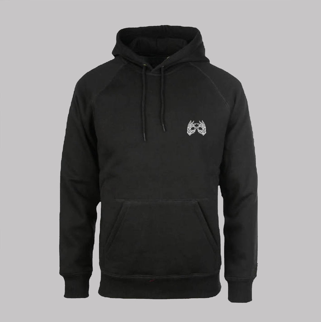 LIMITED EDITION AM27 BLACK HOODY