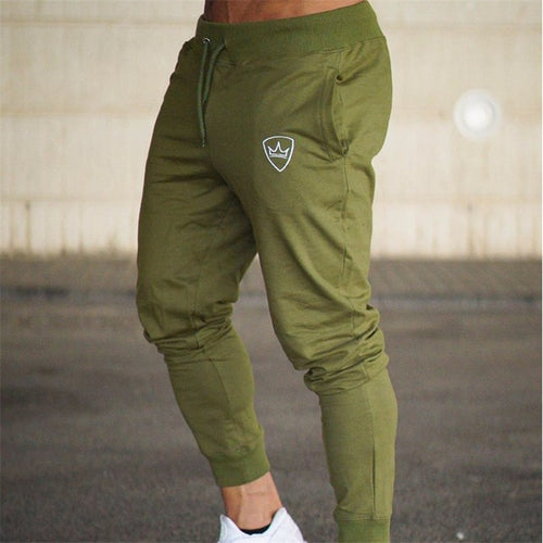 Crown Pants Military Green
