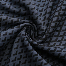 Snake Scale Short Black