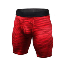 Snake Scale Short Red