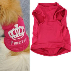 Princess Pet Summer Coat