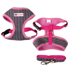 Cute Pattern Harness & Leash