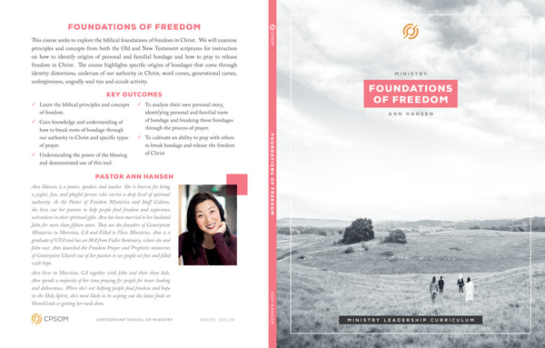 Foundations of Freedom Workbook