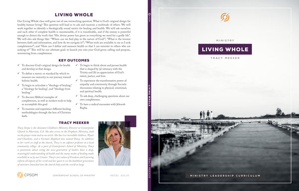 Living Whole Workbook