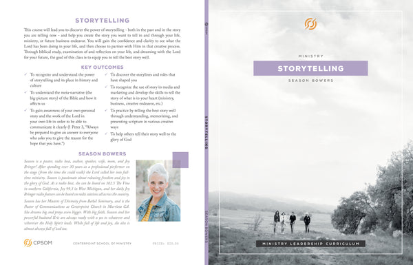 Storytelling Workbook