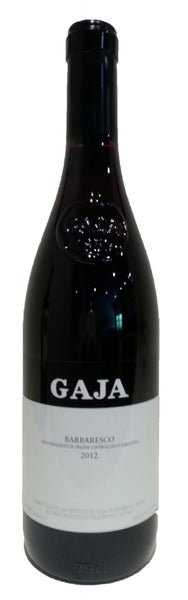 Gaja Barbaresco Nebbiolo from Barbaresco Piedmont Italy 2012