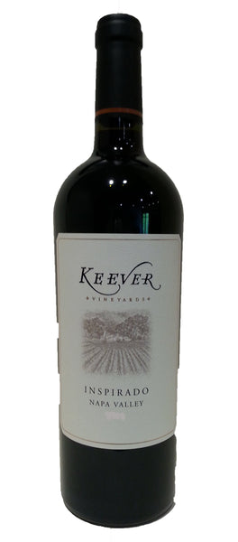 Keever Inspirado Red Wine Napa Valley 2013