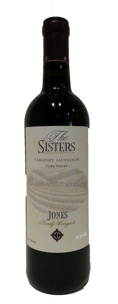 Jones Family The Sisters Cabernet Sauvignon Napa Valley 2013