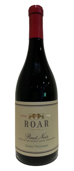 Roar Pinot Noir Garys' Vineyard Santa Lucia Highlands 2016