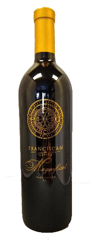 Franciscan Magnificat Red Napa Valley 2015