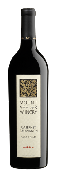 Mt. Veeder Winery Cabernet Sauvignon Napa Valley 2016
