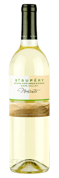 St. Supery Estate Moscato Napa Valley 2018
