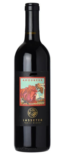Lasseter Amoureux Red Sonoma Valley Sonoma County 2013