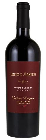 Louis M. Martini Cabernet Franc Monte Rosso Vineyard Sonoma Valley 2016