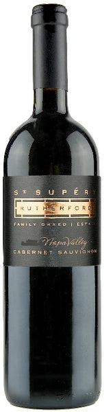 St. Supery Rutherford Estate Cabernet Sauvignon Napa Valley 2014