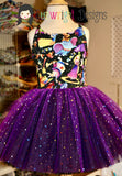 Purple with sequins Reorder placed  ETA 6/29/20