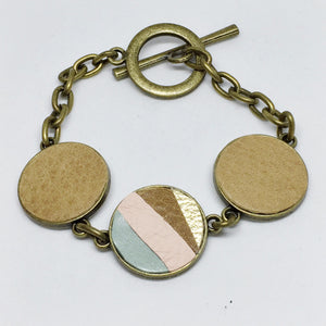 Mosaic Bracelet - Laundry Girl Jewelry