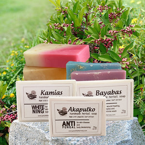 All Natural VCO Soaps