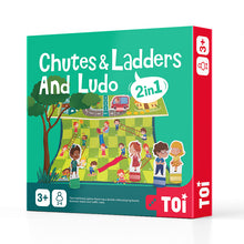 Load image into Gallery viewer, CHUTES AND LADDERS