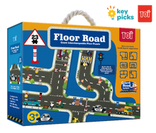 Load image into Gallery viewer, GIANT INTERCHANGEABLE FLOOR PUZZLE - ROADS