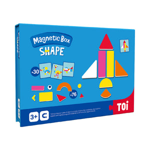 SHAPES - Magnetic book