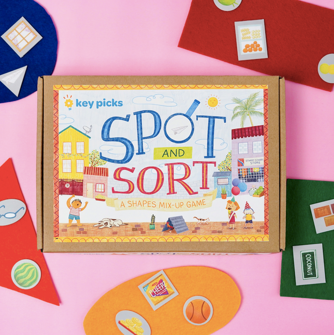 SPOT AND SORT