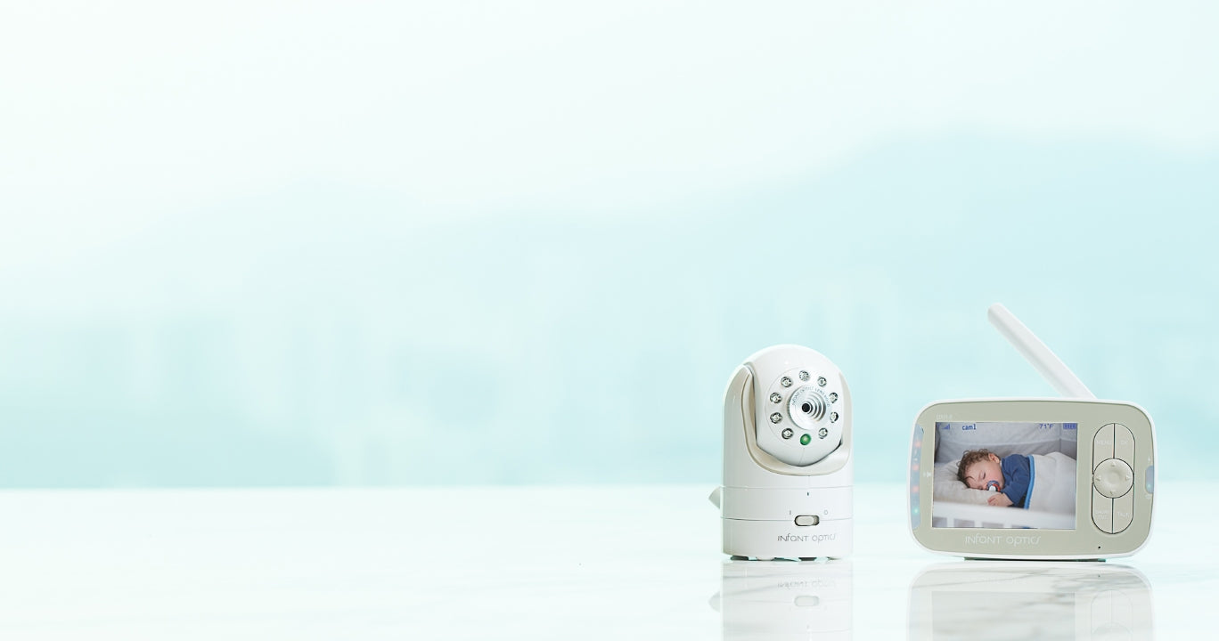 Infant Optics DXR-8 Video Baby Monitor with 3.5 Screen""